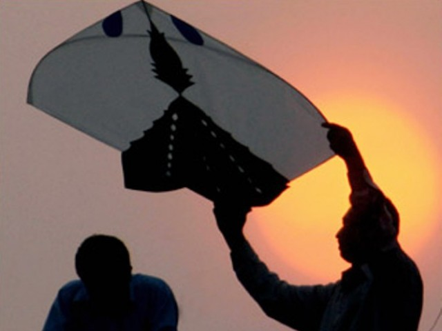 The last Basant to be officially celebrated in the country was in 2006. PHOTO: AFP/FILE