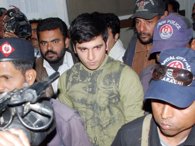 File photo of Shahrukh Jatoi. PHOTO: PPI