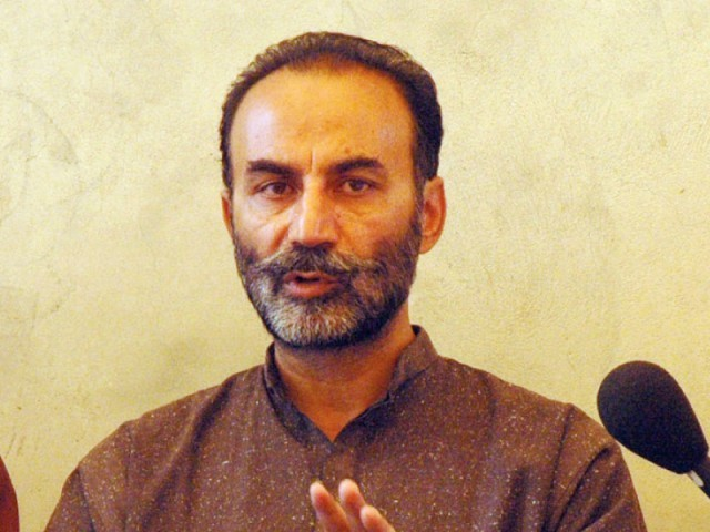 Raisani said that he decided to part ways with the PPP because it has failed to alleviate the sense of deprivation and alienation from Balochistan.  PHOTO: FILE