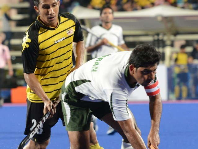 Pakistan needed to win to keep hopes of making it to the final. PHOTO: AZLANSHAHCUP.COM