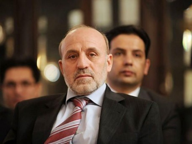 Afghan Ambassador to Pakistan Omar Daudzai. PHOTO: AFP/FILE