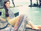 Elan lawn by Khadijah Shah: Crown Jewel