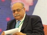 Najam Sethi. PHOTO: ATHER KHAN/EXPRESS/FILE