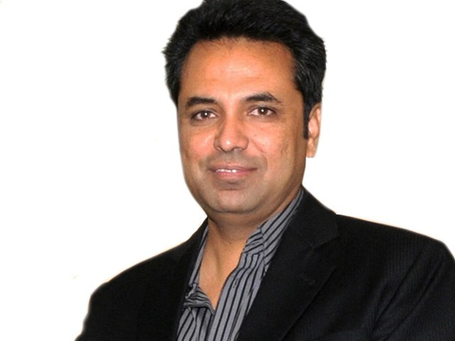 Talat Hussain. PHOTO: EXPRESS/ FILE