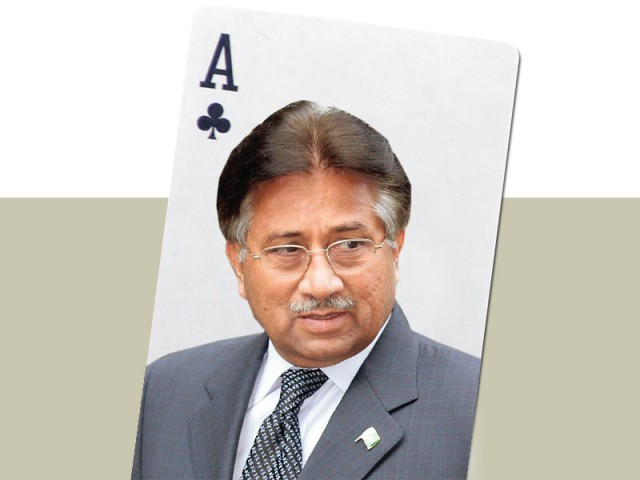Former president of Pakistan,  Pervez Musharraf, has been known to play a weekly game of bridge