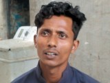 Mohammed Noor, a second generation Bengali, cannot relate to the events in Bangladesh. PHOTO: EXPRESS
