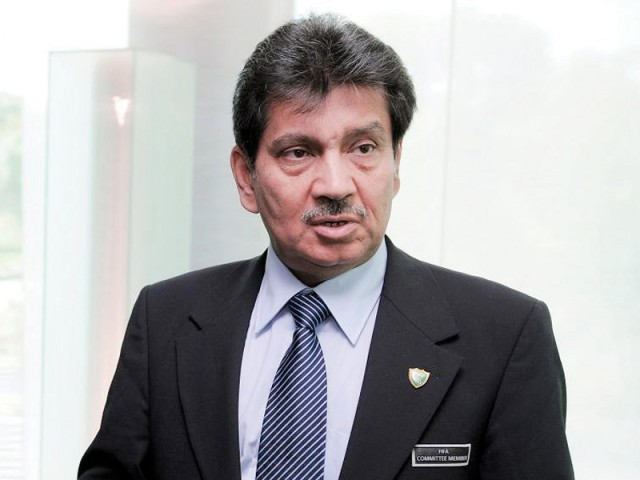 File photo of Faisal Saleh Hayat. PHOTO: FILE