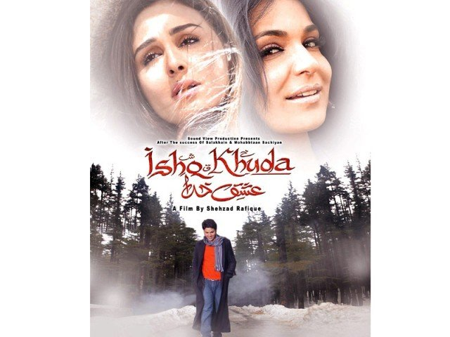 Ishq Khuda's soundtrack is definitely worth a listen, with tracks like Booaey Khol Bawan Dey and Do Nain Ghazali Marr Gaey standing out. PHOTO: PUBLICITY