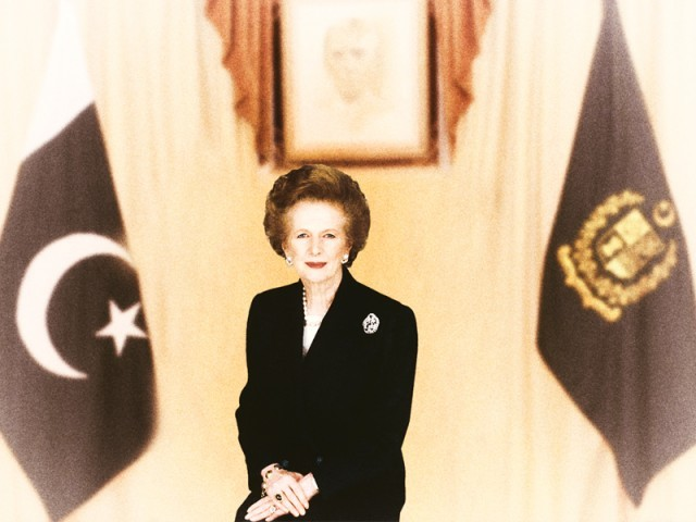 In her first speech at the house of elected representatives, Thatcher will announce the immediate privatisation of many state-owned enterprises like Pakistan Steel Mills, PIA and PSO. CREATIVE COMMONS