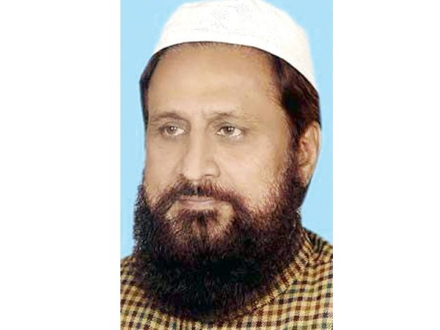 Karim was twice elected to National Assembly and once to Punjab Assembly. PHOTO: FILE