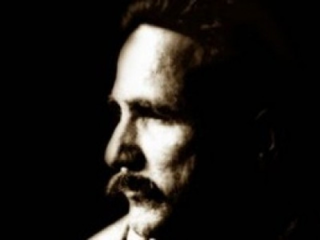 Poet of the East Allama Iqbal. PHOTO: FILE