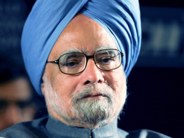 Manmohan Singh. PHOTO: AFP