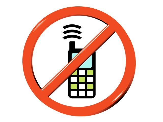 The DPO says that cell phones had been prohibited so that counters could not communicate with outsiders or members of the political parties. PHOTO: FILE