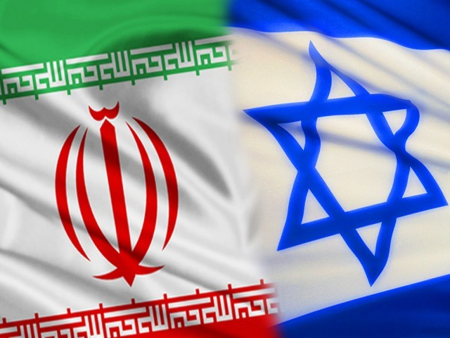 Israel has refused to rule out a pre-emptive military strike on Iran's nuclear facilities. PHOTO: FILE