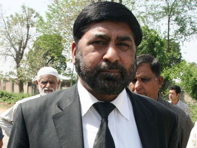 Special prosecutor for the FIA Chaudhry Zulfiqar Ali. PHOTO: AFP /FILE