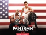 Last week's winner, dark action comedy Pain & Gain, dropped to second place while baseball drama 42, took the third slot. PHOTO: FILE