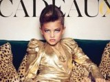 French Vogue did a shoot with sexualised images of models as young as ten. PHOTO: FILE