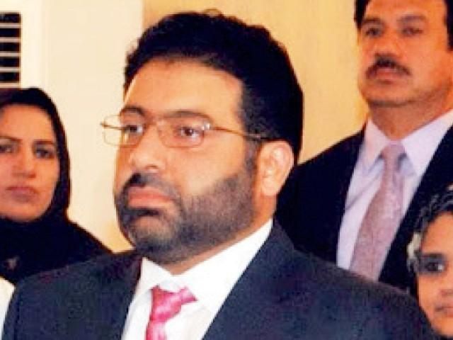Owais Muzaffar defeated the independent candidate Muhammad Usman Malkani. PHOTO: FILE