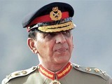 The meeting in Lahore between army chief Ashfaq Parvez Kayani and incoming prime minister Nawaz Sharif would seem to be a good omen for the future. PHOTO: FILE