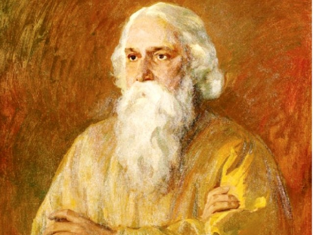 The event, marking 100 years since Tagore became the first non-European and first South Asian to win the Nobel Prize for Literature.