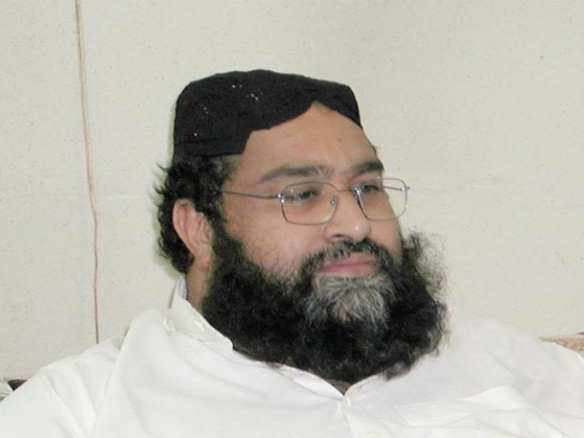 """We agree that the blasphemy law should stay, but its wrong use by anyone, Muslim or Non-Muslim, must not be allowed,"" says Ashrafi. PHOTO: INP"