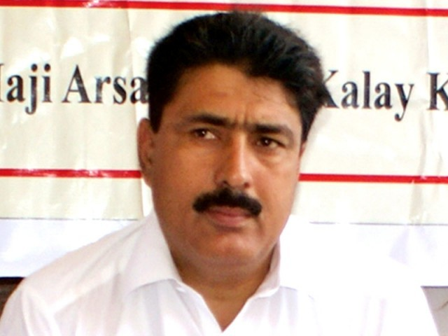 File photo of Dr Shakil Afridi. PHOTO: FILE
