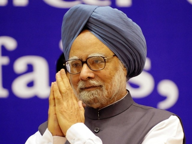 A file photo of Indian Prime Minister Manmohan Singh. PHOTO: AFP/FILE