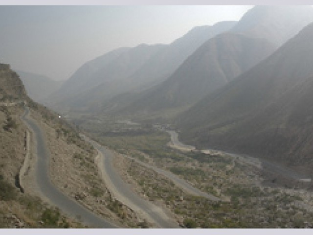 Fort Munro is the only hill station in southern Punjab in the Sulaiman Mountains Range. PHOTO: tdcp.gop.pk