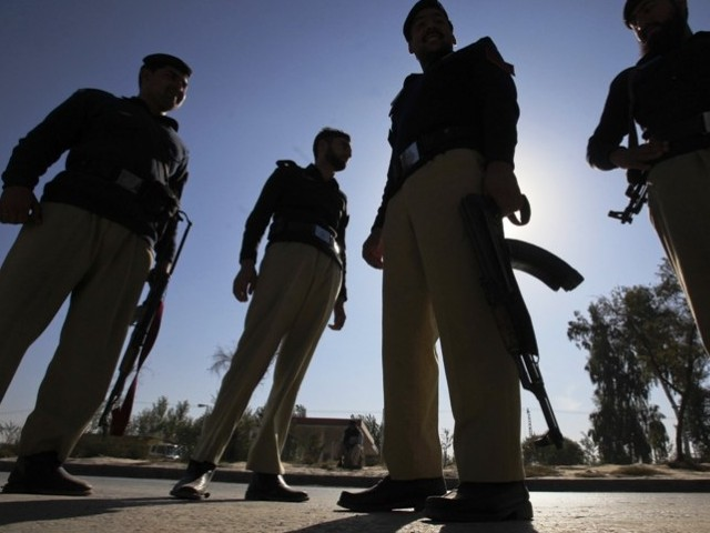 Currently, the Balochistan police and constabulary comprises about 35,000 personnel. PHOTO: REUTERS/FILE