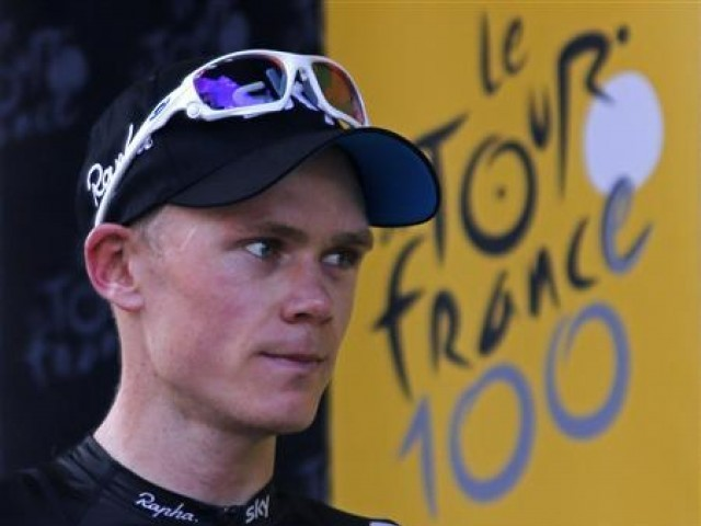 Cycling legend praises Tour de France winner. PHOTO: Reuters