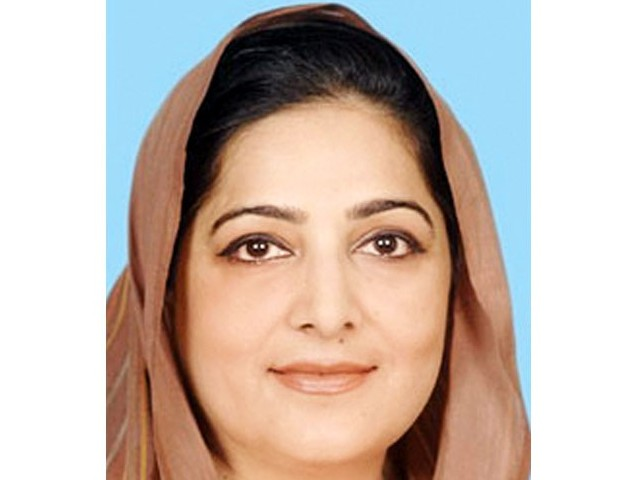 IT Minister Anusha Rahman. PHOTO: FILE