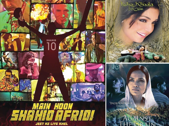 Instead of competing with Bollywood potboilers, cinema-goers will see three Pakistani films compete with each other this Eid.