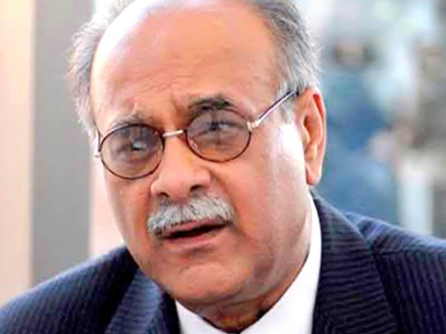 Najam sethi. PHOTO: FILE