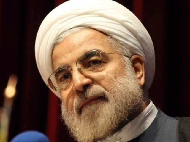 The election of moderate Hassan Rowhani as Iran's next president has sent a surge of expectation through a nation anxious for relief. PHOTO: AFP/FILE
