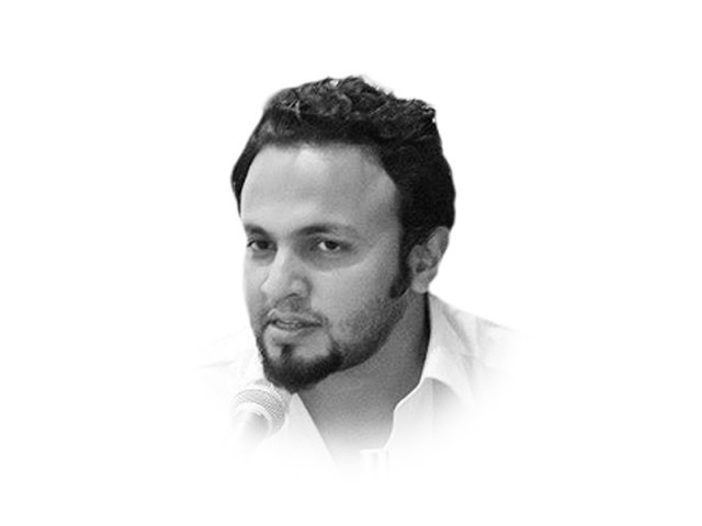 The writer is a documentary filmmaker and executive director of SAMAAJ, a non-profit media organisation. He tweets @ammar_aziz