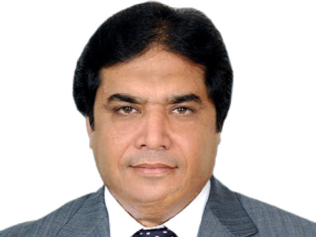 Former MNA Hanif Abbasi. PHOTO: FILE