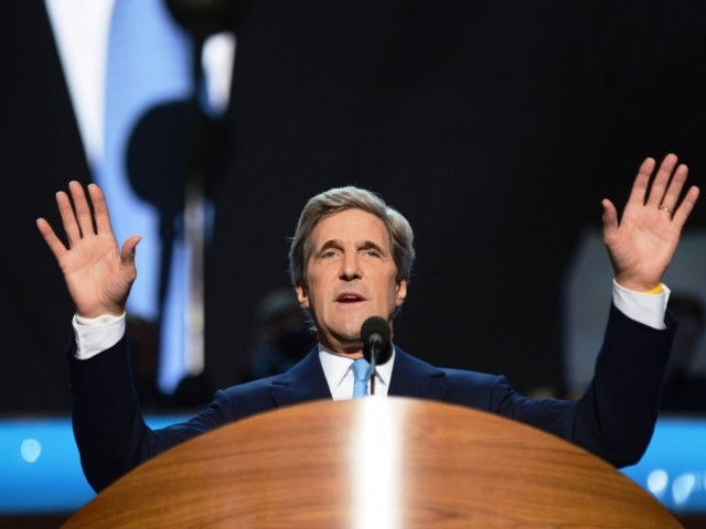 Kerry appreciated Islamabad's policy of exercising restraint amid the ongoing tensions and border flare-up with New Delhi. PHOTO: AFP/FILE