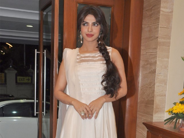 Priyanka Chopra. PHOTO: FILE