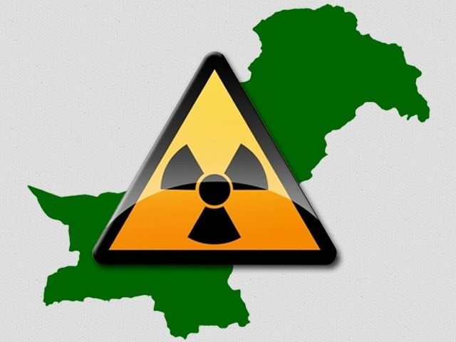 The United States has intensified surveillance of Pakistan's nuclear weapons.