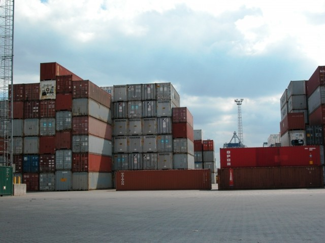 Experts believe that with the exit of many competitors from the scheme, Pakistan will be in a position to exploit more opportunities to export to the EU. PHOTO: FILE