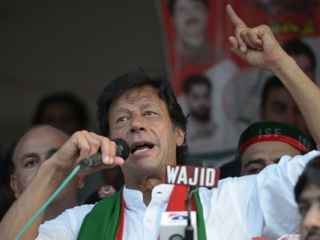 File photo of PTI Chairman Imran Khan. PHOTO: INSAF.PK WEBSITE