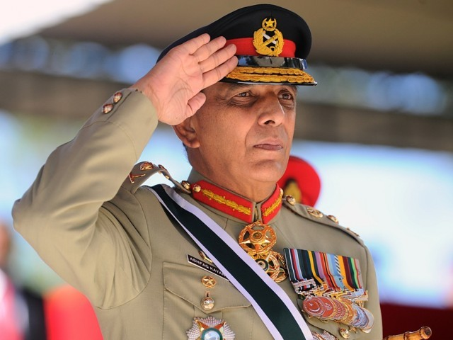 Army chief General Ashfaq Parvez  Kayani paid rich tributes to the exemplary courage, total commitment to duty by Maj Gen Niazi. PHOTO: AFP/FILE