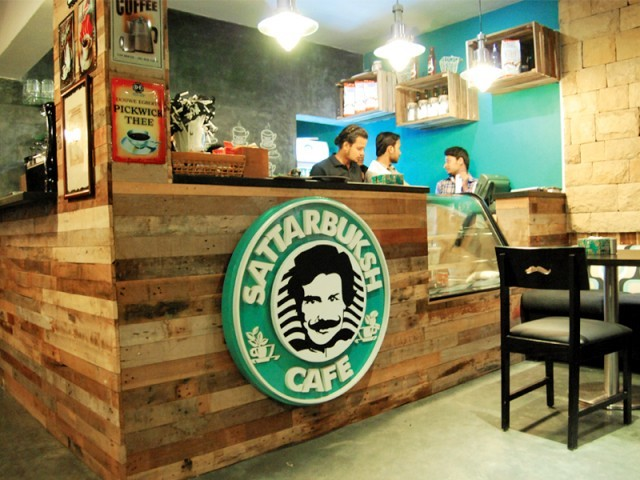 Owners Rizwan Ahmed Malik and Adnan Yousuf talk about the Starbucks controversy and managing an image. PHOTO: ARIF SOOMRO/EXPRESS