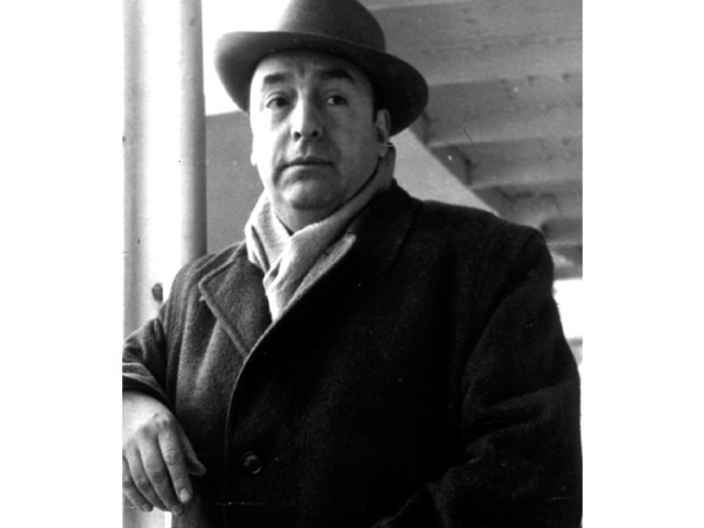 Pablo Neruda died on September 23, 1973, under mysterious circumstances during the regime of Chilean dictator Augusto Pinochet. PHOTO: FILE