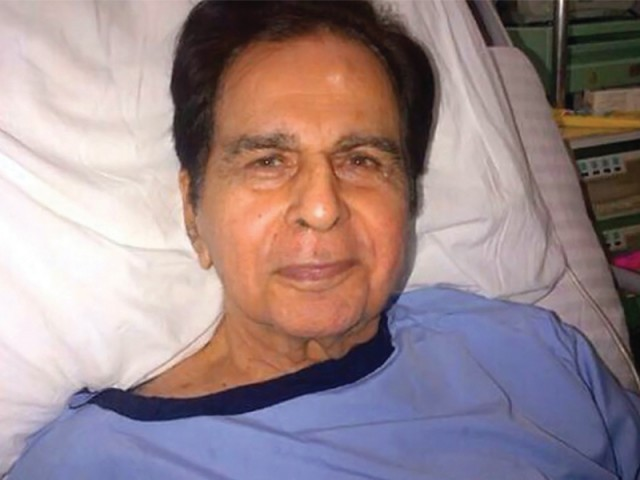 Dilip Kumar entertained movie buffs for six decades, both as a lead hero and as a character artist. PHOTO: FILE