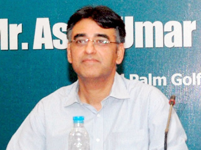 These are not my personal opinions, I am saying all this as it is written in IMF's letter of intent of the loan agreement, says Asad Umar.