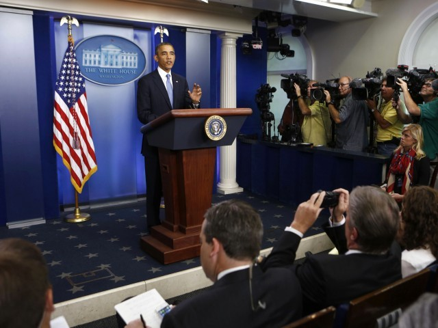 US President Barrack Obama. PHOTO: REUTERS