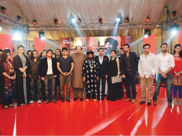Coke Studio will feature foreign musicians with local talent. PHOTO: PUBLICITY