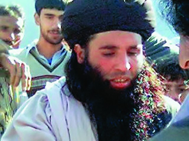 Exclusive 20 minutes video shows Maulvi Fazlullah claiming responsibility of the Upper Dir blast. PHOTO: FILE