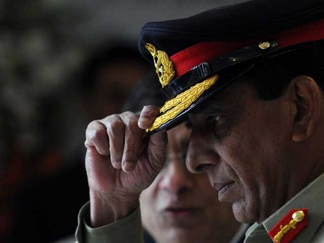 COAS General Ashfaq Kayani. PHOTO: AFP/FILE